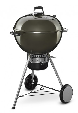 Barbecue Master Touch GBS Ø 57 cm Gris - Weber